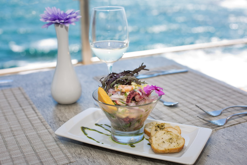 Ceviche oceanic